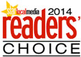 LocalMedia 2014 Readers' Choice